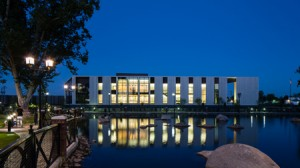 The Federal Courthouse located in Bakersfield, CA.
