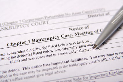 The Differences Between Individual and Business Chapter 7 Bankruptcy